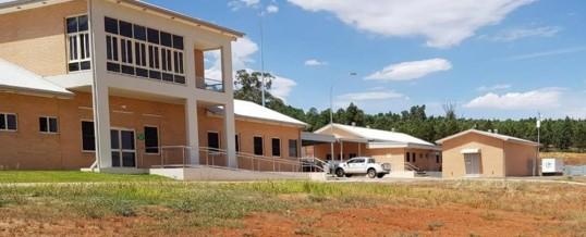 Parkes Water Treatment Plant and Sewage Treatment Plant Augmentation Projects